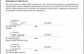 国产图数据库厂商「费马科技」通过LDBC-SNB官方审计测试,达到原纪录的7.6倍